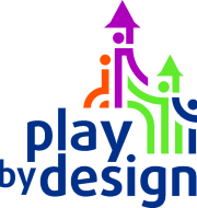 Play by Design logo
